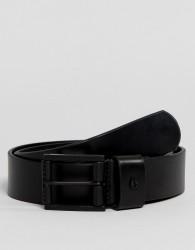 Nixon Americana II Belt in Leather - Black