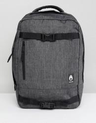 Nixon Del Mar II Skate Backpack - Grey