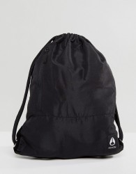 Nixon Everyday II Drawstring Backpack - Black