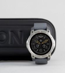 Nixon The Mission Smart Watch In Grey - Grey