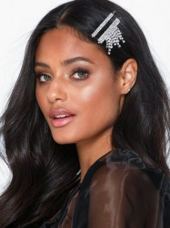NLY Accessories 2 pack Sparkle Hair Pins Håraccessories
