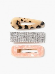 NLY Accessories 3 pack Hair Clips Håraccessories