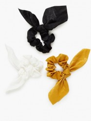 NLY Accessories 3 pack Perfect Scrunchies Håraccessories