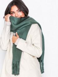 NLY Accessories Big Brushed Scarf Tørklæder