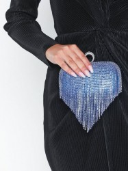 NLY Accessories Bling Ring Bag Kuverttasker