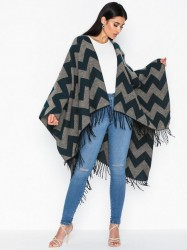 NLY Accessories Boho Poncho Ponchoer