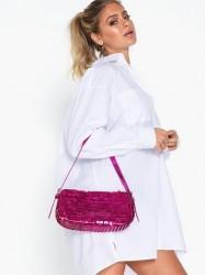 NLY Accessories Bring It Back Sequin Bag Håndtasker