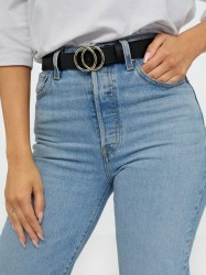 NLY Accessories Double Ring Belt Bælter