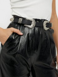 NLY Accessories Double Western Belt Bælter