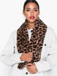 NLY Accessories Faux Fur Collar Tørklæder