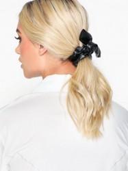NLY Accessories Leatherlook Scrunchie Håraccessories