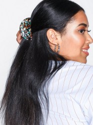 NLY Accessories Marble Hairclip Hårtilbehør Flerfarvede