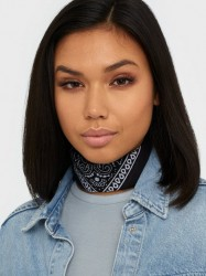 NLY Accessories Paisley Scarf Halstørklæder & scarves