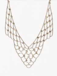 NLY Accessories Pretty Coin Necklace Halskæde Guld