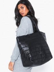 NLY Accessories Puffy Shopper Bag Håndtasker