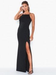 NLY Eve Be Mine Sparkle Gown Tætsiddende kjoler