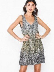 NLY Eve Fade Sequin Dress Pailletkjoler