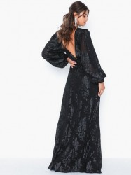 NLY Eve Maxi Sleeve Gown Maxikjoler