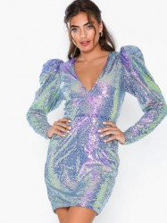 NLY Eve Oh My Sequin Dress Pailletkjoler