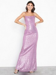 NLY Eve Sequin Mermaid Gown Pailletkjoler