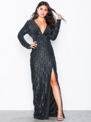 NLY Eve Shaped Sequin Gown Pailletkjoler
