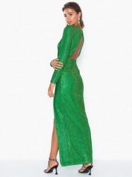 NLY Eve Sparkling Slit Gown Pailletkjoler