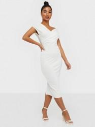 NLY One Classy Shoulder Dress Tætsiddende kjoler
