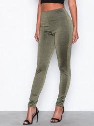 NLY One Glitter Pant Bukser