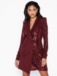NLY One Sequin Blazer Dress Pailletkjoler
