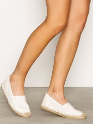 NLY Shoes Espadrilles Espadrilles Offwhite