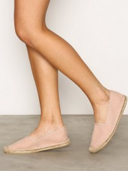NLY Shoes Espadrilles Espadrilles Rosa/Lyserød