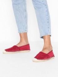 NLY Shoes Espadrilles Espadrillos Sangria