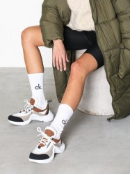 NLY Shoes Flirty Wave Sneaker Low Top