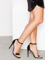 NLY Shoes High Heel Sandal High Heel Sort