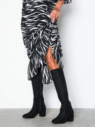 NLY Shoes Mid Knee High Boot Knee-high