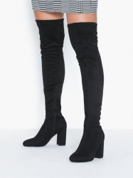 NLY Shoes Mid Thigh High Boot Thigh-high