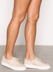 NLY Shoes Platform Sneaker Low Top Beige