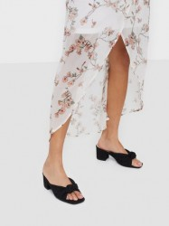 NLY Shoes Pretty Perfect Heel Low Heel