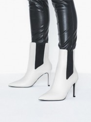 NLY Shoes Slim Shape Boot Heel
