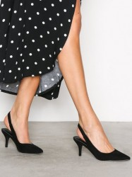 NLY Shoes Slingback Pump Pumps Sort