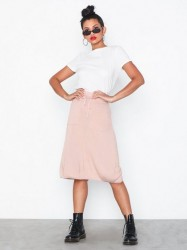 NLY Trend Detailed Knit Skirt Midi nederdele