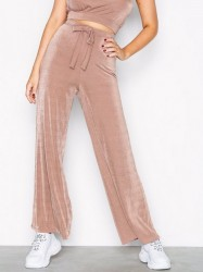 NLY Trend Fancy Tie Pants Bukser