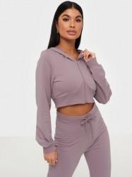 NLY Trend Flirty Hoodie Set Jumpsuits