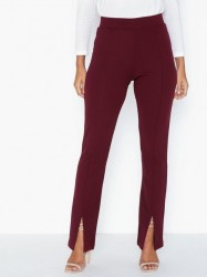 NLY Trend Front Slit Pants Jakkesæt bukser