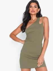 NLY Trend One Side Dress Tætsiddende kjoler