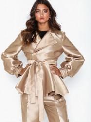 NLY Trend Shimmery Volume Jacket Øvrige jakker