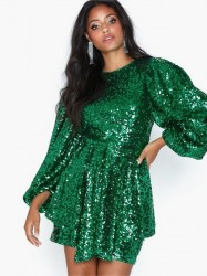 NLY Trend Shout Out Sequin Dress Pailletkjoler