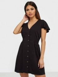 NLY Trend Smock Em Dress Skater kjoler