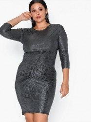 NLY Trend Twisted Bodycon Dress Pailletkjoler