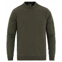 NN07 Daniel Sweatshirt Army